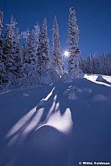 Winter Snow Sunburst 011415 5166