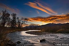 Provo River Timp Sunset 111317 8407F