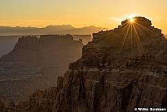 Canyonlands Warm Sunrise 040417 3320