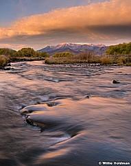 Provo River Sunrise Timpanogos 103115 1287