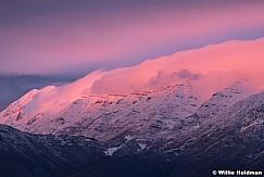 Timpanogos Pink Shroud Clouds 011118 8678 8678