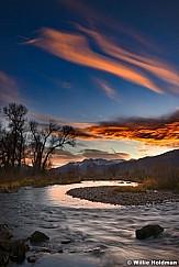 Provo River Timp Sunset 111317 8415