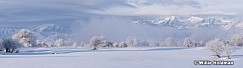Heber Valley Frosty Pano 022419