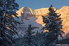 Timpanogos Winter Sunrise 010617 9272 5