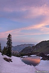 Sunset Glacier Pond 071019 0636 3