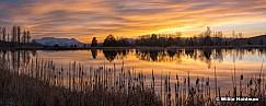 Chidister Pond Reflection 041518 3412
