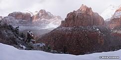 Zion Winter Rocks 020619 6278