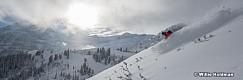 Skiing Timpanogos 122616 8624 4