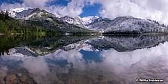 Silver Lake Snow Rocks 061717