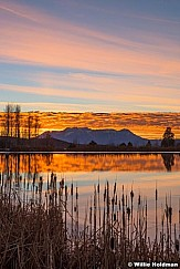 Timpanogos Pond Sunset 111816 3472 4