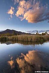 Pond Reflection Clouds 101318 0779 2