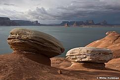 Two Balanced Rocks 061015 2169 2