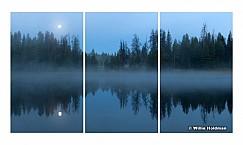Moonset Uinta