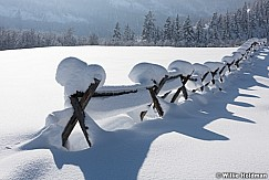 Snow Covered Fence 011417 1234