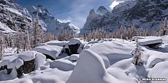 Opabin Basin Snow Canada 100318 7523
