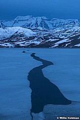 Deer Creek Ice Crack 032719 1458
