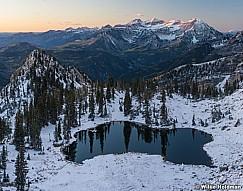 Timpanogos Silver Glance Snow 100416 1165