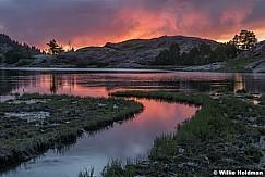 Lake Blanche Sunset 071616 9144