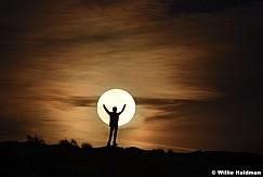 Ridge Moon 110317 2