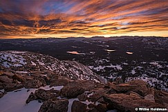 Bald Mountain Sunset WOW 11916 6