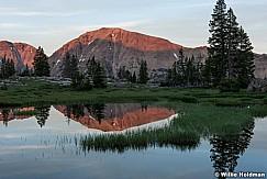 Reflection Uinta Peak 071817 3050 2