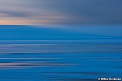 Utah Lake Sunset Abstract 012716 1295