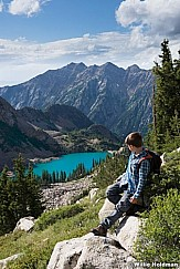 Ridge Lake Hike 071015 6585