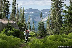 Ridge Timpanogos Hike 071015 7098