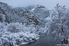 Provo River Snowfall 022217 6164