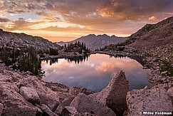 Red Pine Lake Upper 080917