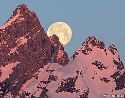 Teton Full Moon 051117 7663
