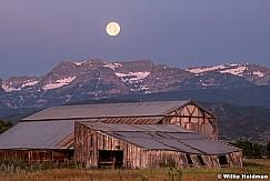 Full Moon Heber Barn 071719 1 of 1
