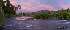 Provo River Spring Sunrise 060618 9604