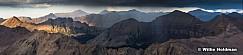 Lake amethyst from oslter peak in the uinta mountains, Utah