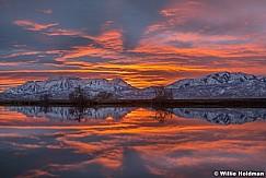 Red Skies Timp Pond 111520 2333