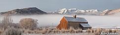Tate Barn Winter Clouds 121320 5267