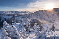 Snake Creek Sunset Winter 122618 1531 4