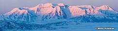 Timpanogos Sunrise Winter 022617