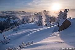 Snake Creek Sunset Winter 122618 1522 3