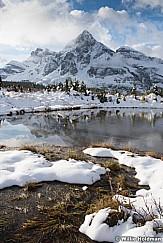 Assiniboine Snow 091615 9700