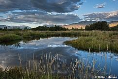 Pond Clouds Heber 083115 8327