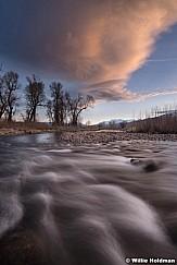 Provo River Sunset 041418 3302