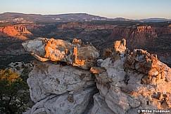 Boulder Mountain Crazy Rock Sunrise 070420 0656