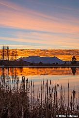 Timpanogos Pond Sunset 111816 3472 4