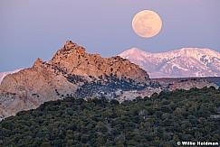 Cockscomb Moon Rise 040720 1849