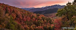 Wasatch Color Sunset