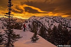 Superior Sunset Winter 122016 7879 4