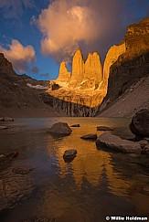 Sunrise Torres Del Paine 031416 6403