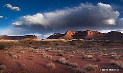 Utah Desert Clouds 040613