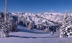Big Cottonwood Ridgeline Winter 030315
